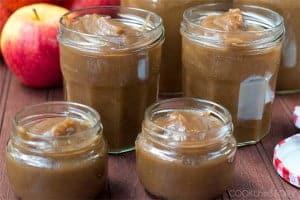Creamy Apple Sauce, No Peeling required