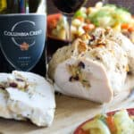 Turkey Breast Roast Recipe with Stuffing and Roasted Root Vegetables