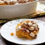 Healthy Sweet Potato Casserole Recipe