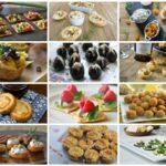 24 Finger Foods: Recipes for Entertaining