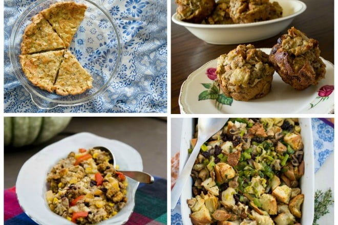 stuffing recipes for Thanksgiving and beyond