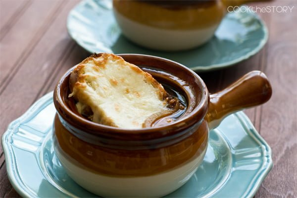 Quick French Onion Soup Recipe