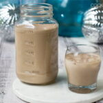 Light Homemade Irish Cream, just like Bailey's