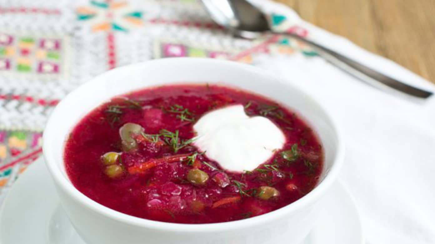 Easiest Borscht Recipe