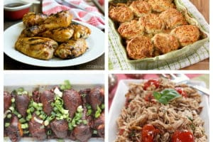 Chicken Recipes for a Crowd
