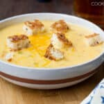 Beer Cheese Soup Recipe in 15 Minutes