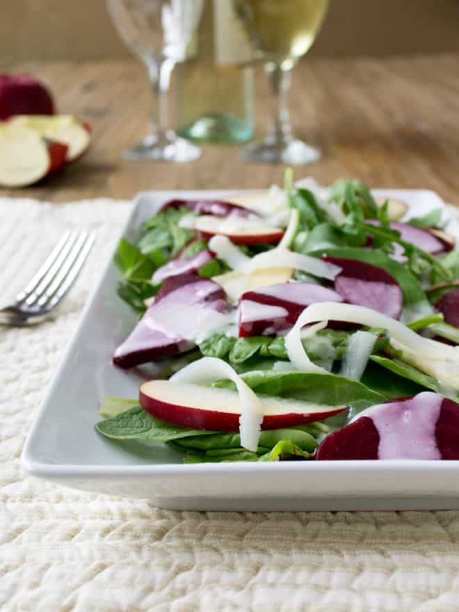 ... creamy cilantro dressing beets and kale with creamy tofu dressing