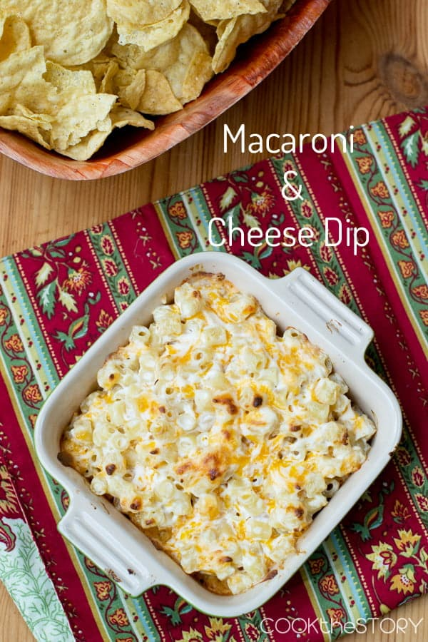 Mac 'n' Cheese DIP
