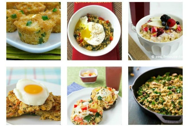 12+ Quick and Easy Quinoa Recipes