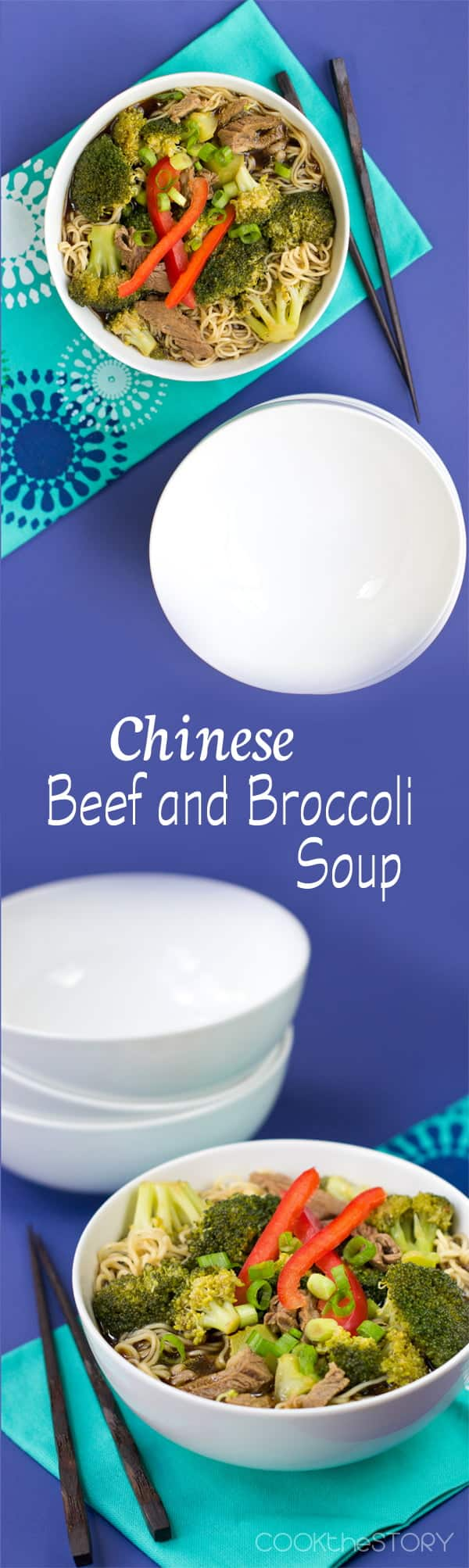15-Minute Chinese Beef and Broccoli Soup