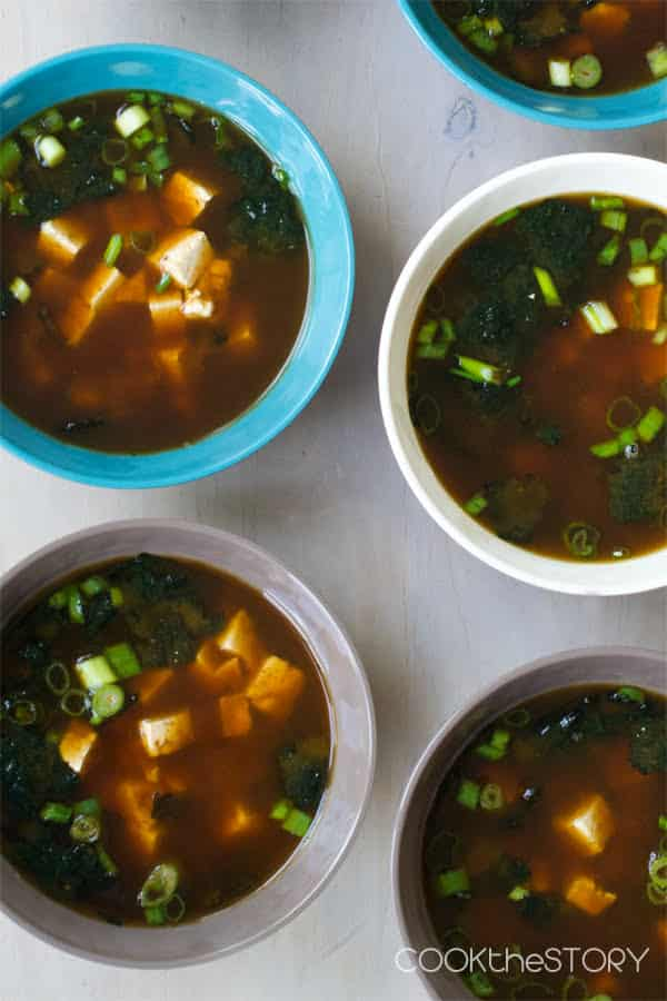 Quick Miso Soup Recipe
