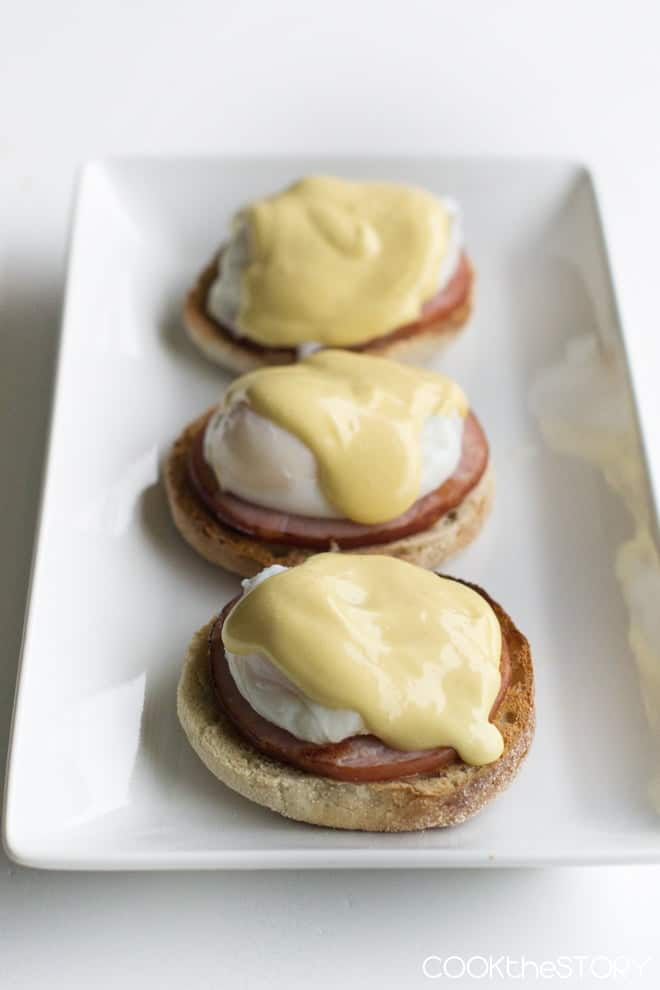 Eggs Benedict for a Crowd