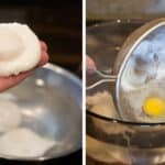 How to Poach Eggs Perfectly Every Time Using a Sieve
