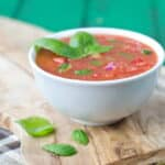15-Minute Gazpacho Recipe