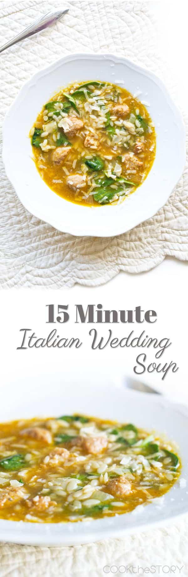 Italian Wedding Soup Spinach