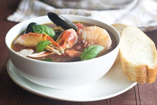 Cioppino in Minutes