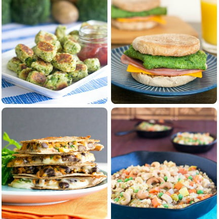 20 Healthy Kid-Friendly Recipes from Produce for Kids