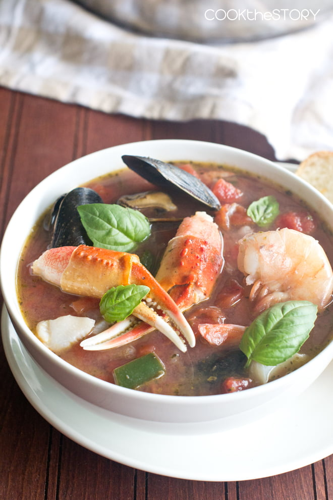 Cioppino in 15 Minutes