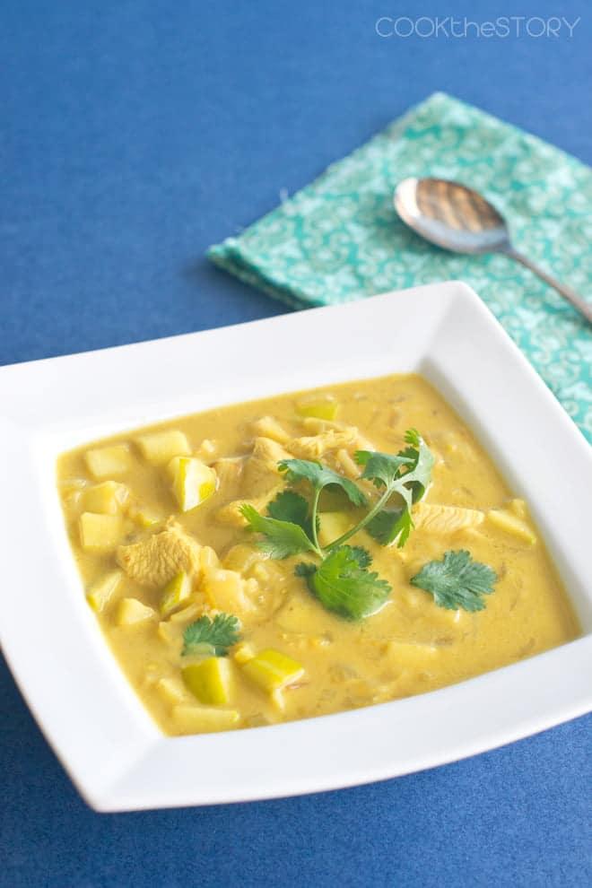 English Mulligatawny Soup