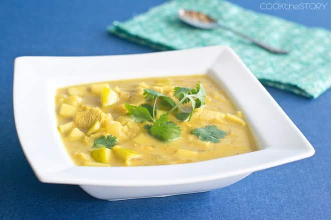 15-Minute Mulligatawny Soup