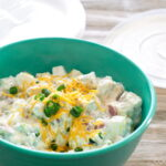 Quick and Easy Loaded Baked Potato Salad Recipe