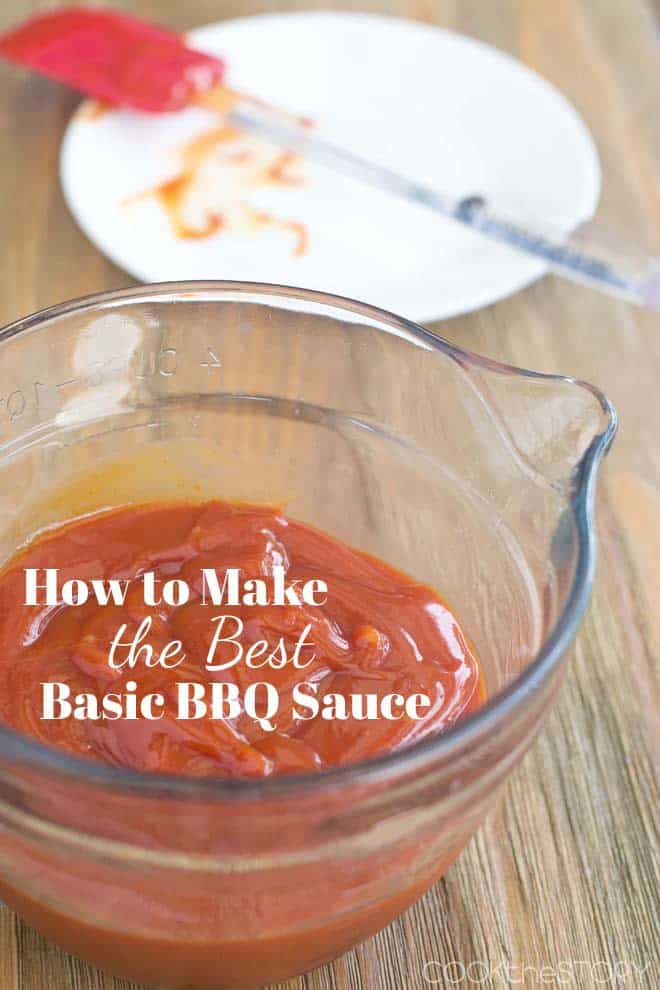 Basic Barbecue Sauce Recipes — Dishmaps