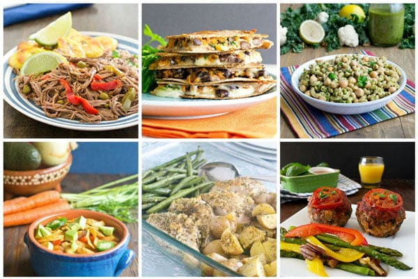 24 Healthy Kid-Friendly Back to School Weeknight Dinners