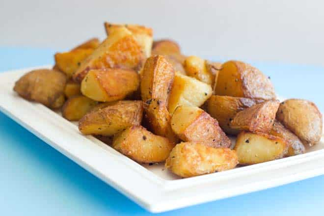 How to make perfectly roasted potatoes