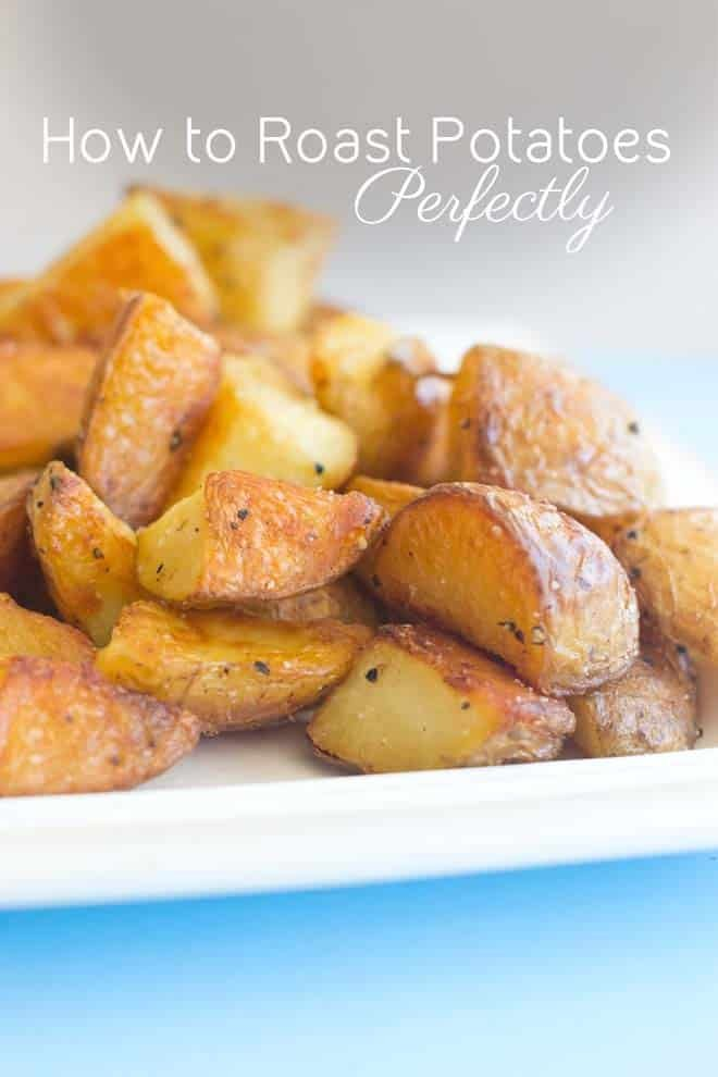 The Trick to Making Perfect Roasted Potatoes
