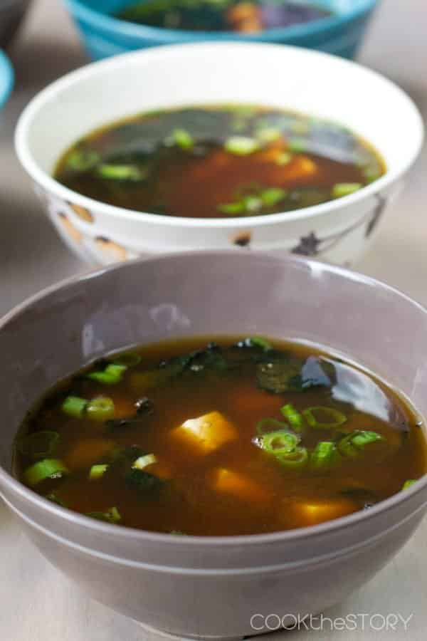 15-Minute Miso Soup