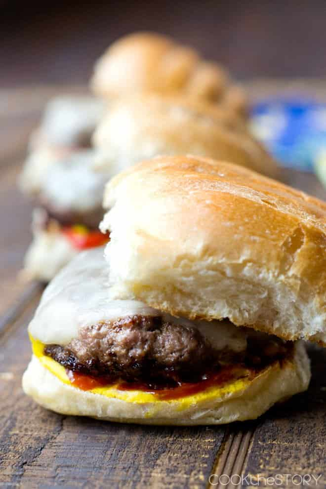 The Best Basic Burger Recipe