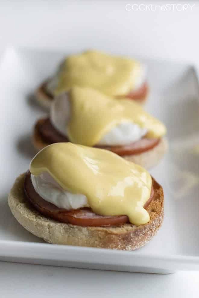 How to Make Perfect Eggs Benedict for a Group
