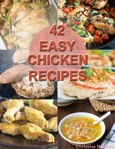 42 Easy Chicken Recipes free Ebook