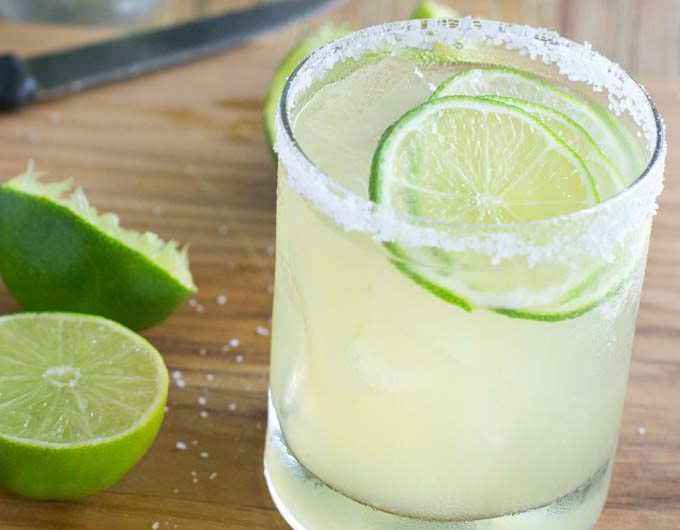 Classic Margarita on The Cookful