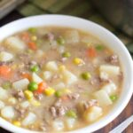 Quick Shepherds Pie Soup