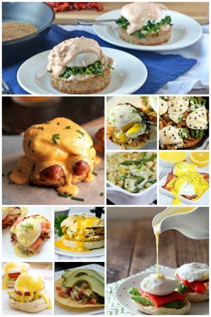 All About Eggs Benedict on The Cookful