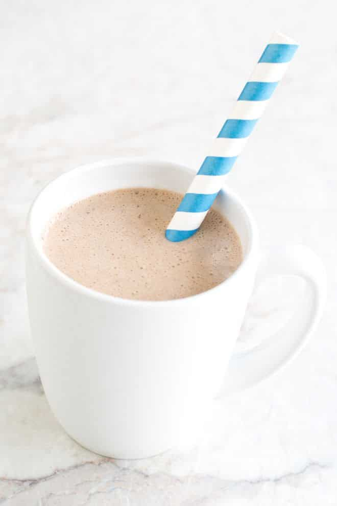 Earl Grey Chocolate Smoothie