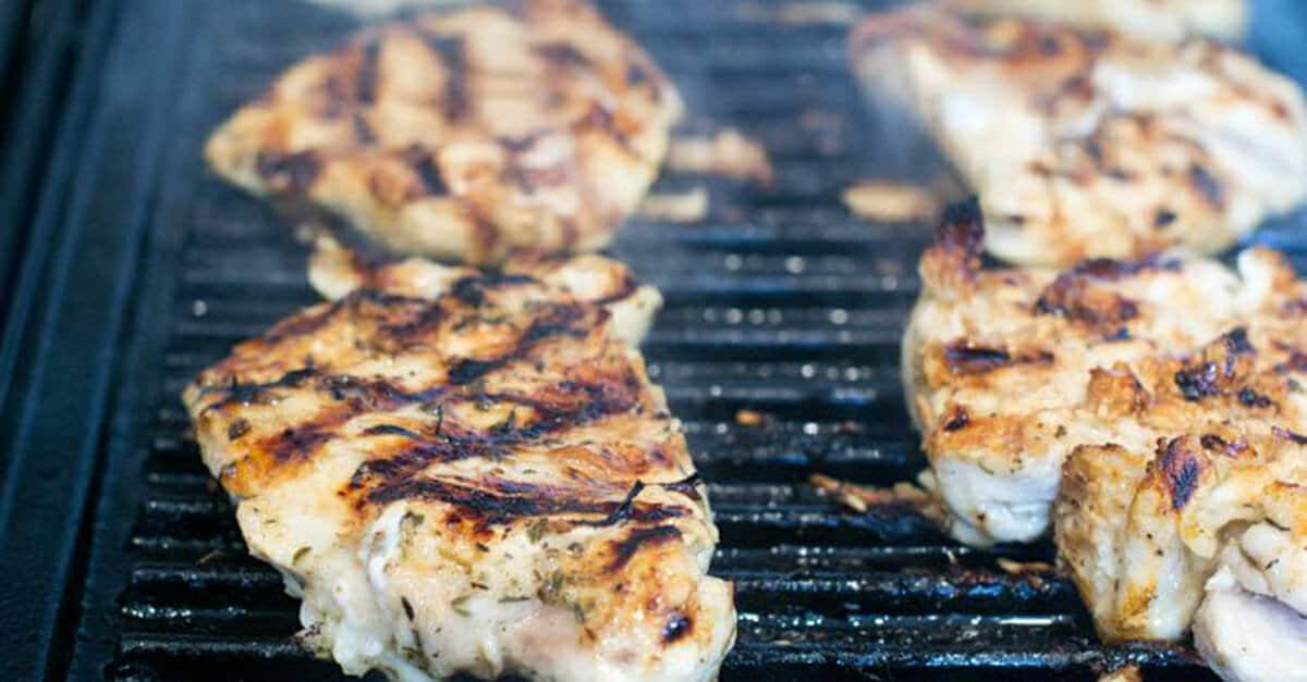 How To Grill Chicken Breasts That Are Sooo Juicy Cook The Story