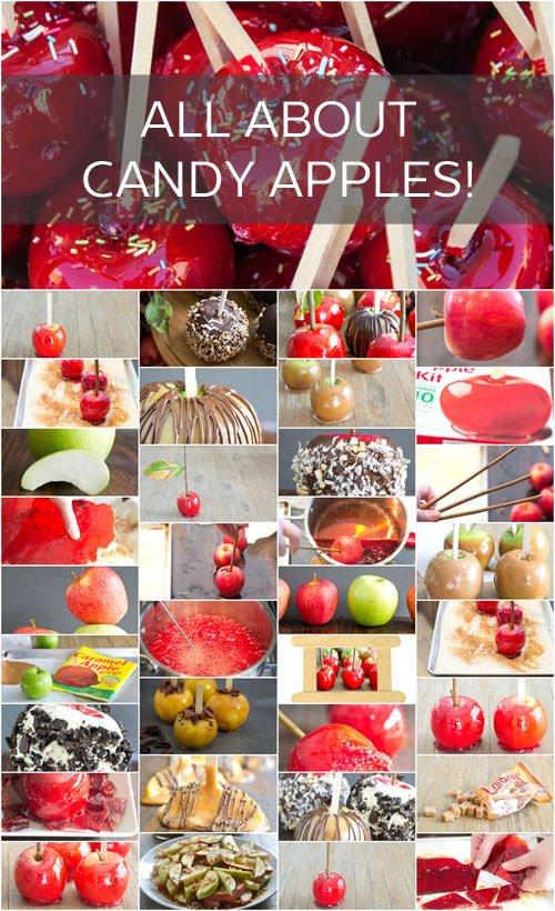 Click for Candy Apples Galore!