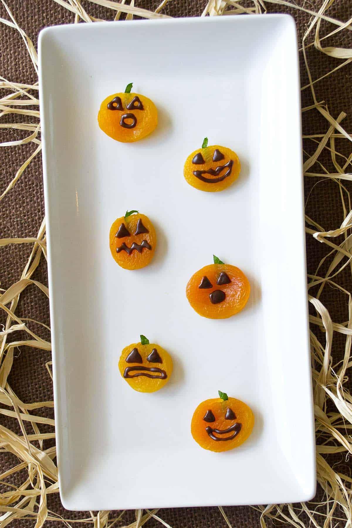 apricot pumpkins