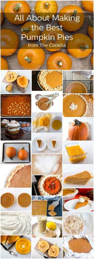 Pumpkin Pie How-To's, Tips, Recipes and More at TheCookful.com