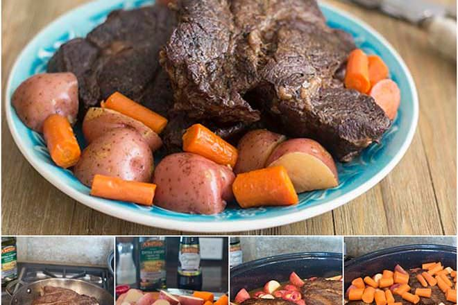 How to Make Perfect Pot Roasts