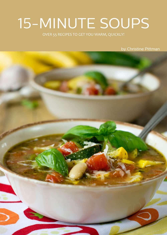 15 Minute Soups