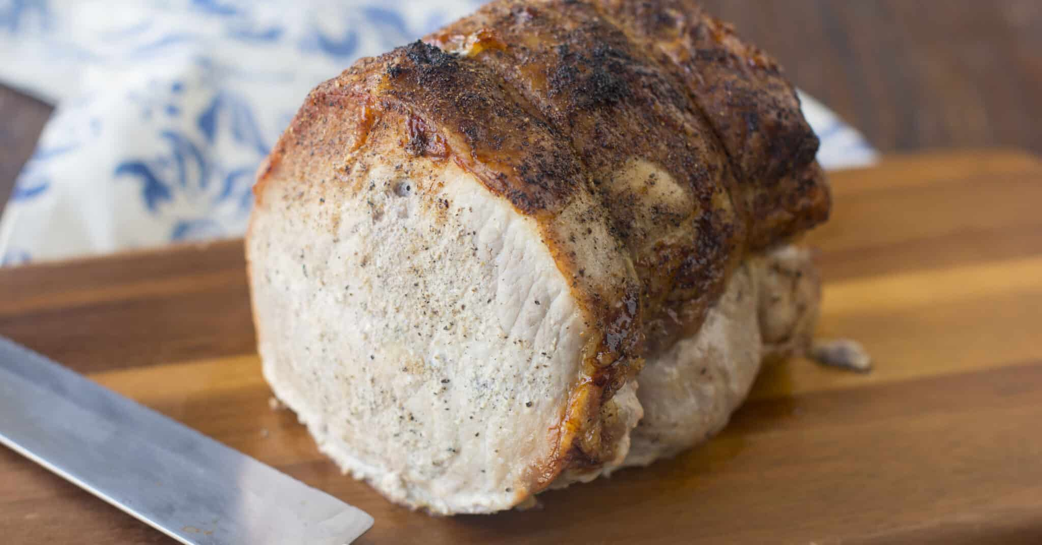 how to roast pork loin perfectly cook the story