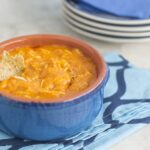 Buffalo Chicken Queso