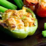buffalo stuffed peppers