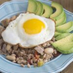 Farro Protein Breakfast Bowl