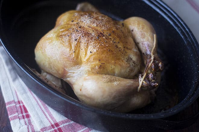 How to Roast Chicken Perfectly