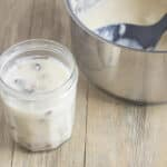 Homemade Condensed Cream of Mushroom Soup