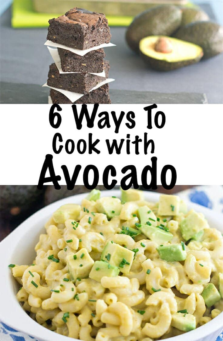 Avocado is the most popular ingredient these days. Here are 6 ways you can cook with avocado to take your recipes to the next level.